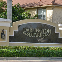 Darlington Park Cooper City Fl