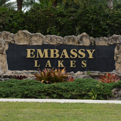 Embassy Lakes Cooper City Fl