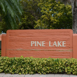 Pine Lake Cooper City Fl