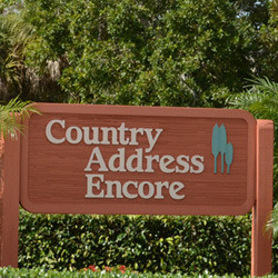 Country Address Encore Cooper City FL